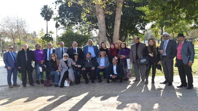المهرجان العربي الأول تحت شعار تفرقنا المسافات ويجمعنا الأمل_الأكاديمية الدولية للسلام