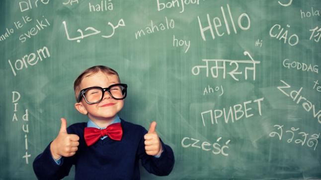 تعليم اللغات