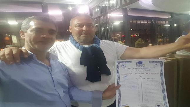 لقاء مع رجل الأعمال الدكتور خالد الشفقي رئيس CKM