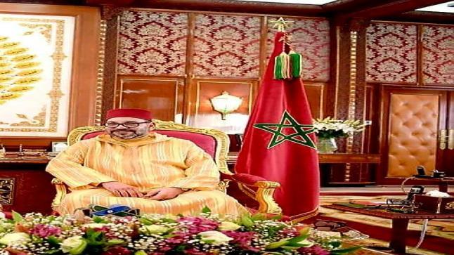 دعاء لشفاء صاحب الجلالة السلطان محمد السادس نصره الله